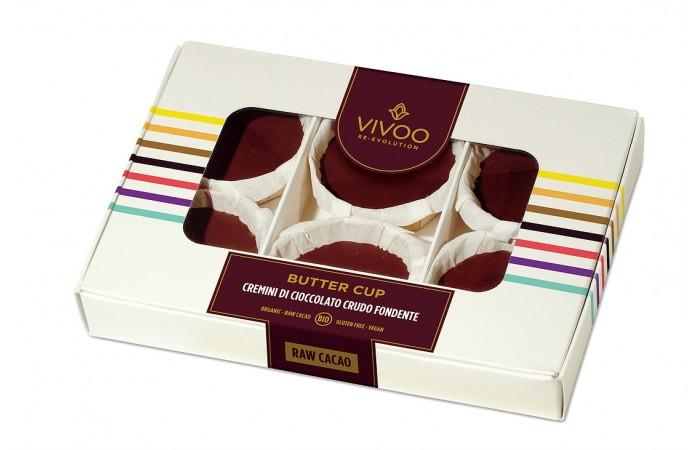 Maslene košarice s presno čokolado